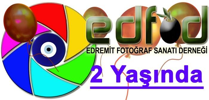 EDFOD 2 YAŞINDA