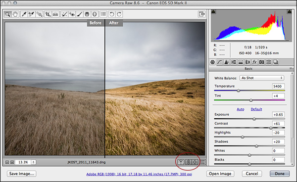Adobe Camera Raw 9.12.1 sürümü yayınlandı